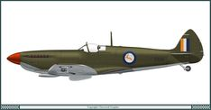 This example is a Spitfire Mk I of the Armée de l'Air South African Air Force, Plane Design, Supermarine Spitfire, Ww2 Planes, Military History, Colour Schemes, Military Aircraft, World War Ii, Fighter Jets