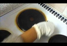 easy and simple method to clean your electric stove. Cooking Stove, Electric Stove, Selling On Ebay, Clean House, Cleaning Hacks, Home Appliances, Videos, Youtube, Stove