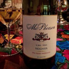 Just converted two red wine drinkers to white wine via @mcphersoncellars #Viognier at @picosrestaurant. Excellent... #wine #winelover #winetime #wineo #wino #vino #wineblog #wineblogger #wineoclock #winestagram #redwine #whitewine #sparklingwine #igdaily #houston #kirby #texmex #mexicanfood #texaswine #txwine #mcpherson @gotexan #gotexan #houstonblogger #wineporn