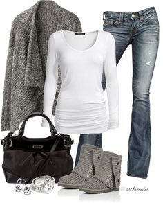 """Warming Up For Winter"" by archimedes16 on Polyvore"