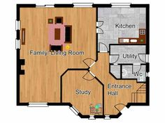 Country Style House Plans - The Grafton