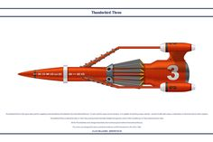 Thunderbird Three by WS-Clave.deviantart.com on @deviantART