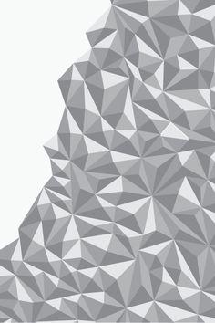 Geometric, Grey Facets