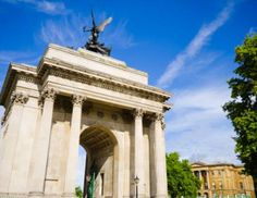 Gate in Hyde Park Hyde Park, Notre Dame, Gate, Building, Travel, Viajes, Buildings, Traveling, Trips