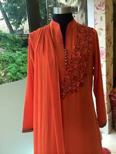 Colors & Crafts Boutique™ offers unique apparel and jewelry to women who value versatility, style and comfort. For inquiries: Call/Text/Whatsapp Salwar Dress, Anarkali, Churidar, Salwar Suits, Indian Wedding Outfits, Pakistani Outfits, Indian Attire, Indian Wear, Dress Neck Designs
