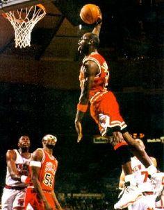 """Michael """"Air""""Jordan #NBA"""