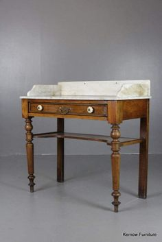 Captivating French Marble Washstand Amazing Pictures