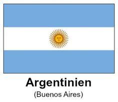 Alemania entre bastidores: Países - América del Sur, América Central.