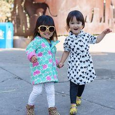 .@Joy Cho / Oh Joy! | Friendship in its purest form. (Photo by @Bob Cho) | Webstagram