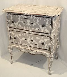 Image detail for -Forever Interiors | Distressed Furniture | Hand painted