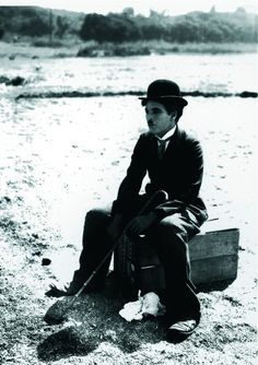 "Charlie Chaplin......wrote ""Smile""  smile, though your heart is aching, smile even though it's breaking, when there are clouds in the sky you'll get by, just smile through your tears and sorrow, smile and maybe tomorrow, you'll see the sun come shining through, if you just smile"