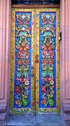 Türen gestalten....