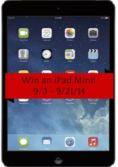 Win an iPad Mini! - Spaceships and Laser Beams End 9/21