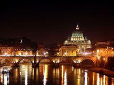 I love Saint Peter's at night!!!