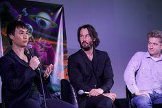 """Man of Tai Chi"" Q&A, Fantastic Fest Keanu Reeves & Tiger … | Flickr"