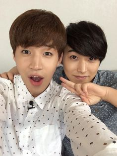 SUPER JUNIOR | Lee Sungmin <3 with Henry Lau