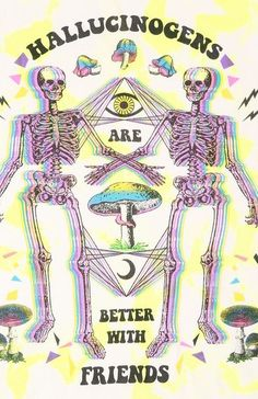 Psychedelics <3 :) via | Hippies Hope Shop | www.hippieshope.com | Every item sold provides a meal for someone in need. <3