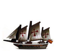 """PotCC 054 - Spanish ship """"La Bahama"""""""