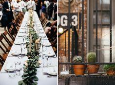 Maris & Brock's Wedding . The Glasserie in Brooklyn, New York | Jean-Laurent Gaudy Photography . Intimate Weddings & Elopements