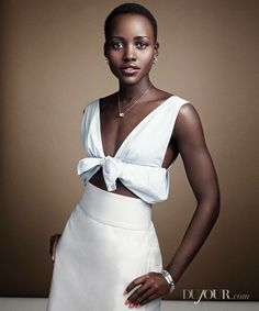 The Do It Yourself Lady: Who is Lupita Nyong'o and Why Do People Like Her?!