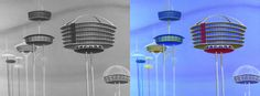 """""""'The Jetsons' was the first show ever broadcast in color on ABC, but it was still up to individual affiliates as to whether the show would be broadcast in color. According to the September 23, 1962 New York Times only people with access to ABC's owned-and-operated stations in New York, Chicago, Detroit, San Francisco and Los Angeles were guaranteed to see the show broadcast in color—provided you owned a color set."""""""