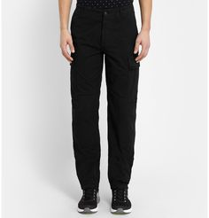 Our Legacy - Regular-Fit Coated-Cotton Cargo Trousers £130