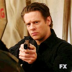 The Arms that Launched a Thousand 'Ships Might Return….  with your help. #Justified #Jacob_Pitts #Tim_Gutterson #gifs_mine keep reading inside for information