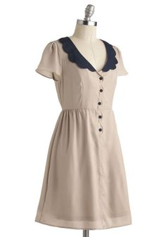 Dipping Candles Dress, #ModCloth