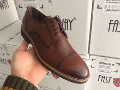 #fastway #shoesoftheday #men #fashion www.ikbalayakkabi.com