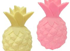 mini ananas lampe