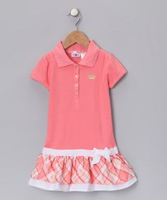 Preppy polo dress? Yes please!