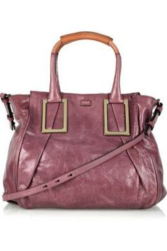 ethel bag... you make my heart sing! bummer that it's a Chloe....will have to remain a dream.