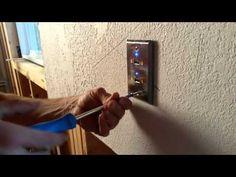 Tomada solar: Solar soquete de parede USB alimentado