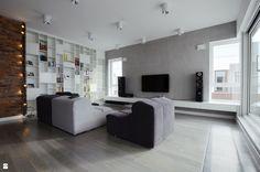 Salon styl Industrialny - zdjęcie od Devangari Design