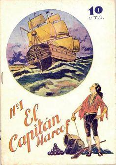 El capitán Marcof | Aventura marinera