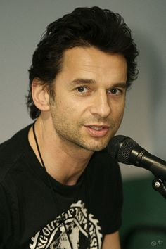 2003, Dave Gahan in Russia Photo by Andrey Federchenko