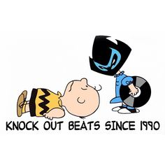 KNOCK OUT BEATS. NUFF SAID.