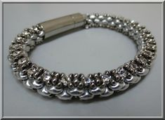 Free Beaded Bracelet Pattern featured in Bead-Patterns.com Newsletter!