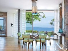 The winning projects in the 2015 HC&G Innovation in Design Awards came courtesy of Stedila Design Inc., Stelle Lomont Rouhani Architects, Blue Ocean Design, Tracey Brown Interiors, and Birgit Klein Interiors. Brown Interior, Garden Cottage, Outdoor Furniture Sets, Outdoor Decor, Design Awards, The Hamptons, Beautiful Homes, Innovation, Interior Design
