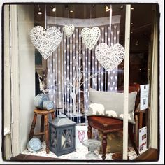 Nora's Ilkley - Shop Window