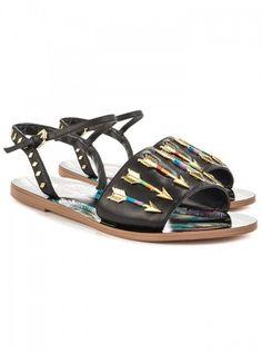 "Women's ""Talulah"" Sandals by Taylorsays (More Options) #InkedShop #InkedMag #Talulah #Sandals #Arrows"