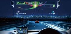 Pioneer's Augmented Reality Windshield GPS <-This is really, really cool!