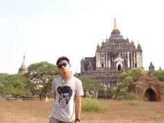 Old Bagan in Bagan, Mandalay Region
