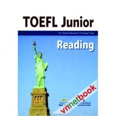 Bộ TOEFL JUNIOR READING sẽ giúp cho các bạn mới bắt đầu học TOEFL có được những kiến thức nền tảng để phát triển các kỹ năng tiếng Anh