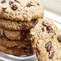 Grain-free Paleo Oatmeal Raisin Cookies