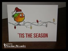 Crazy Christmas by calex - Cards and Paper Crafts at Splitcoaststampers