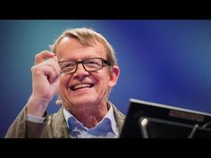 """New Hans Rosling Video: """"How not to be ignorant about the world"""" 