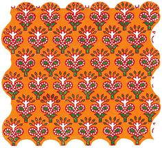 Indian Textitle Design a6 by peacay, via Flickr