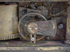 USS Monitor Engine | USS Monitor's Engine Room Clock-Part 2 | USS Monitor Center Blog