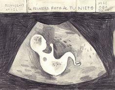 La primera foto de tu nieto by Inma Lorente, via Flickr